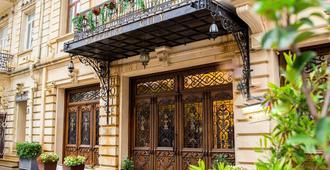 藍寶石城市酒店 - 巴庫 - 巴庫 - 建築