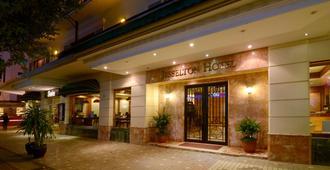 The Jesselton Hotel - Kota Kinabalu - Edificio