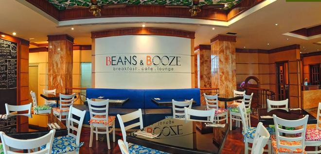 The Jesselton Hotel - Kota Kinabalu - Restaurant