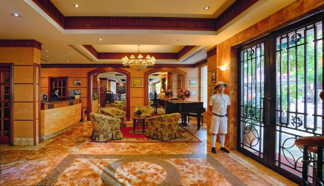 The Jesselton Hotel - Kota Kinabalu - Lobby