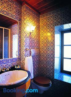 Tekeli Konaklari - Antalya - Bathroom