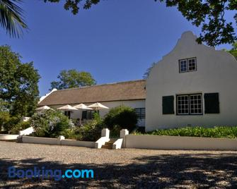 De Kloof Luxury Estate - Swellendam - Building