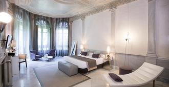 Hospes Palacio de los Patos - Granada - Phòng ngủ