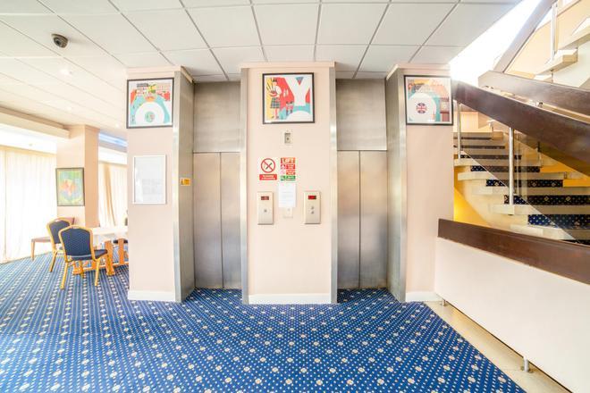 Chiltern Hotel, Luton Airport - Luton - Σαλόνι ξενοδοχείου