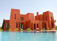 Jnan Lotf - Marrakech - Pool