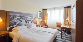 Arthotel Ana Im Olympiapark - מינכן - חדר שינה