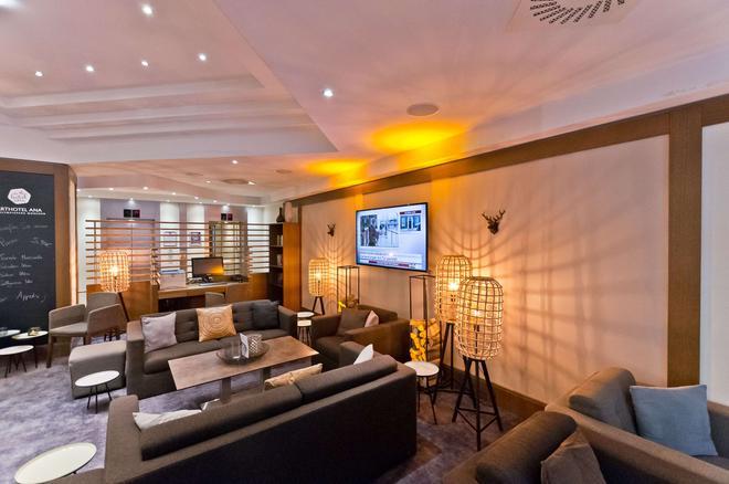 Arthotel Ana Im Olympiapark - Munich - Lounge