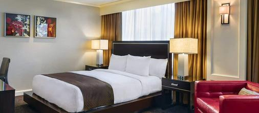 DoubleTree by Hilton Los Angeles Downtown - Los Angeles - Bedroom