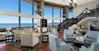 Shore Cliff Hotel - פיסמו ביץ' - טרקלין