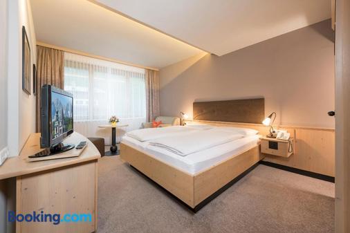 Aktiv Hotel Schweizerhof - Kitzbühel - Κιτζμπούχελ - Κρεβατοκάμαρα