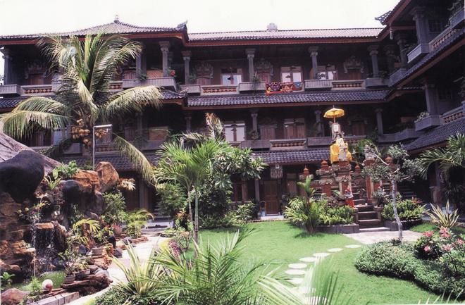 Hotel Sorga - Kuta - Building