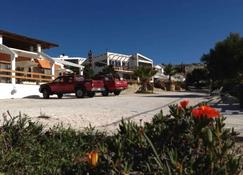 Hotel & Cabañas El Mirador - Caldera - Vista del exterior