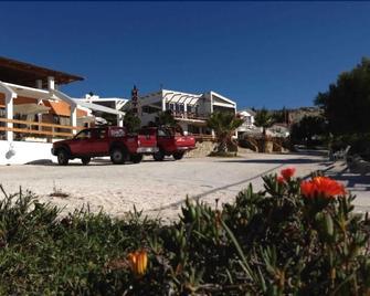 Hotel & Cabanas El Mirador Caldera - Caldera - Buiten zicht