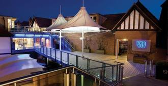 Holiday Inn Express Chester - Racecourse - צ'סטר - שירותי מקום האירוח