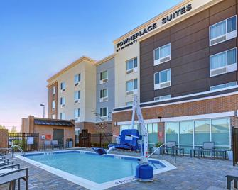 TownePlace Suites by Marriott Jackson Airport/Flowood - Flowood - Building