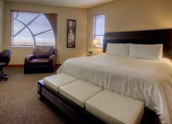 Podollan Inn & Spa - Grande Prairie - Grande Prairie - Bedroom