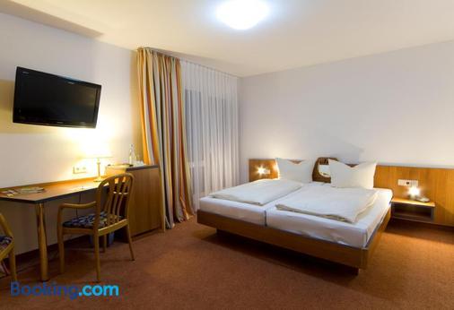 Hotel Sonneck - Schwäbisch Hall - Bedroom
