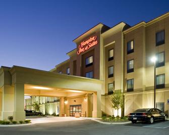 Hampton Inn & Suites Tupelo/Barnes Crossing - Тупело - Building
