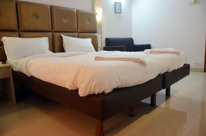 Vista Vashi Inn - Navi Mumbai - Bedroom