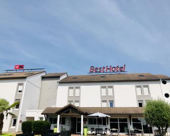 Best Hotel Val De Reuil-Rouen Est - Val-de-Reuil - Gebouw