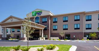 Holiday Inn Express & Suites Mason City - Mason City