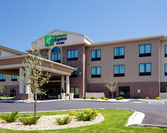 Holiday Inn Express & Suites Mason City - Mason City - Building