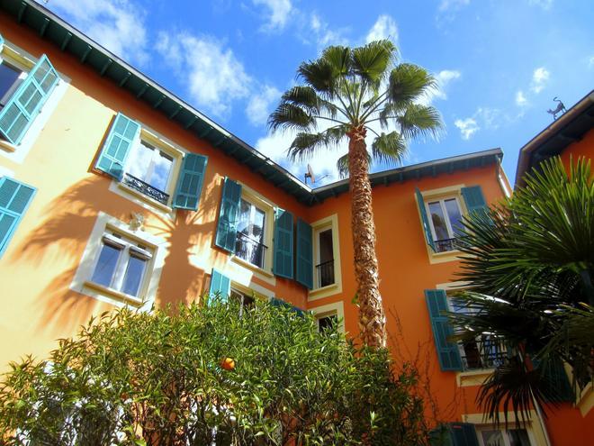 Hotel Durante - Nice - Building