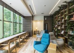 Hotel Wing International Hakata Shinkansenguchi - Fukuoka - Lounge
