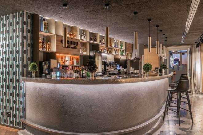馬德里格蘭大街喬利酒店 - 馬德里 - 酒吧