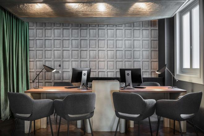 馬德里格蘭大街喬利酒店 - 馬德里 - 飯店設施