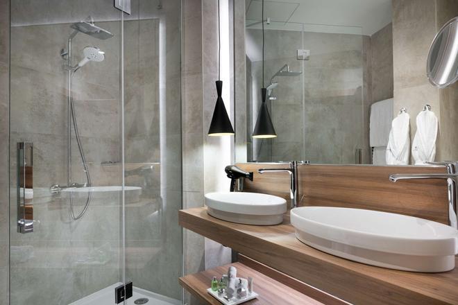 馬德里格蘭大街喬利酒店 - 馬德里 - 浴室