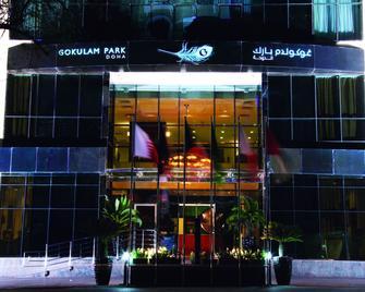 Gokulam Park Doha - Doha - Building