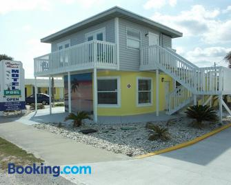 Flagler Beach Motel And Vacation Rentals - Flagler Beach - Building