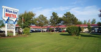 Blue Jay Motel - Peterborough - Näkymät ulkona