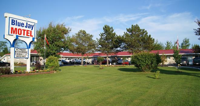 Blue Jay Motel - Peterborough - Outdoor view