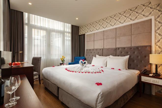 Skyline Hotel - Hanoi - Bedroom