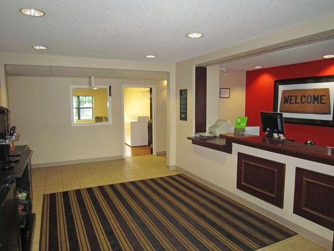 Extended Stay America Columbus - North - Columbus - Rezeption
