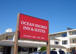 Ocean Shores Inn and Suites - Ocean Shores - Edificio