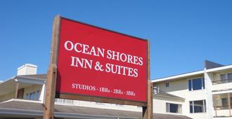 Ocean Shores Inn and Suites - Ocean Shores - Building