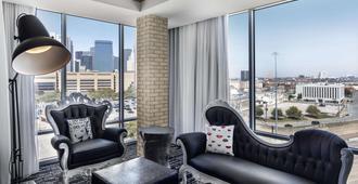 Lorenzo Hotel - Dallas - Sala de estar