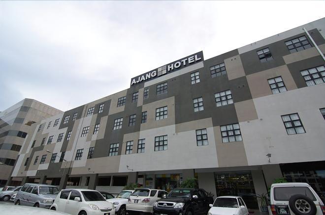 Ajang Hotel - Miri - Κτίριο