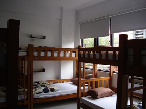 Backpacker 41 hostel - Taichung - Taichung - Makuuhuone