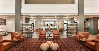 Four Points by Sheraton Raleigh North - ראליי - לובי