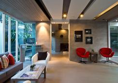 At Mind Executive Suites - Μπανγκόκ - Σαλόνι ξενοδοχείου