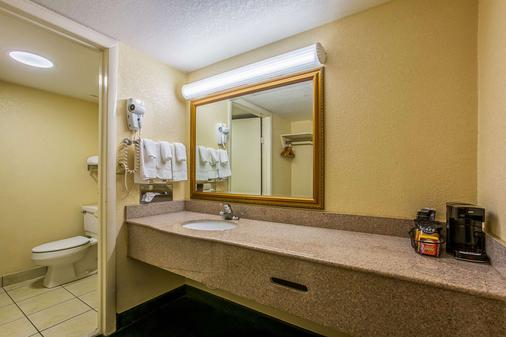 Quality Inn Northeast - Atlanta - Kylpyhuone