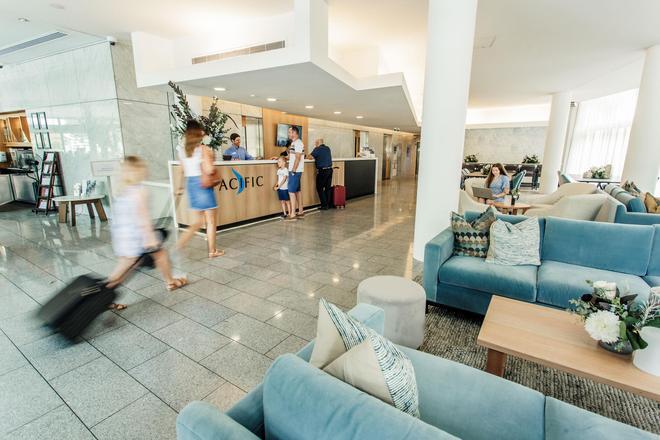 Pacific Hotel Brisbane - Brisbane - Hành lang