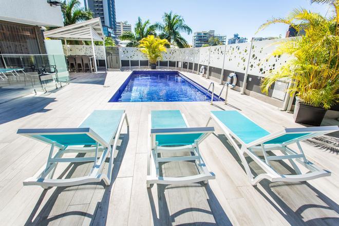 Pacific Hotel Brisbane - Brisbane - Bể bơi