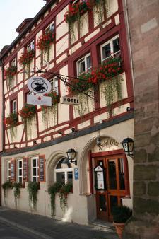 Hotel Elch - Νυρεμβέργη - Κτίριο