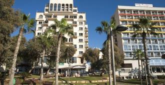 Residence Beach Hotel - Netanja - Gebäude