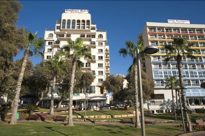 Residence Beach Hotel - Netanya - Edificio